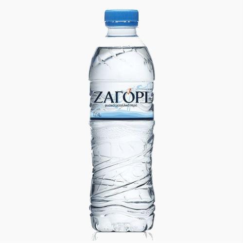 вода Zagori без газа 0.5 л