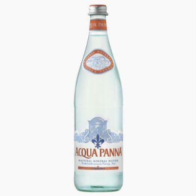 Acqua Panna, минеральная негазированная вода, 0.75 л.