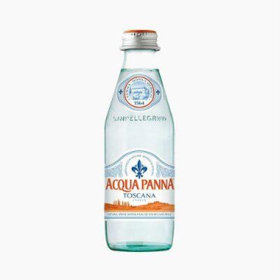 Acqua Panna, минеральная вода негазированная, 0.25 л.