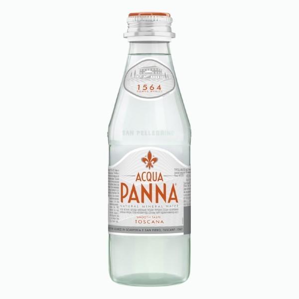acqua panna mineralnaya voda negazirovannaya 0.25 l