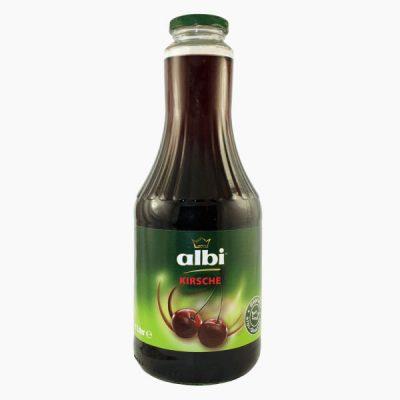 ALBI, нектар вишневый 35%, 1.0 л.