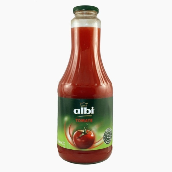 albi sok tomatnyj 100 1.0 l.