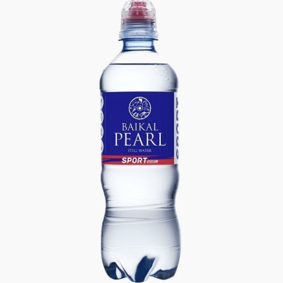 baikal pearl sport voda bez gaza 0.5 l.