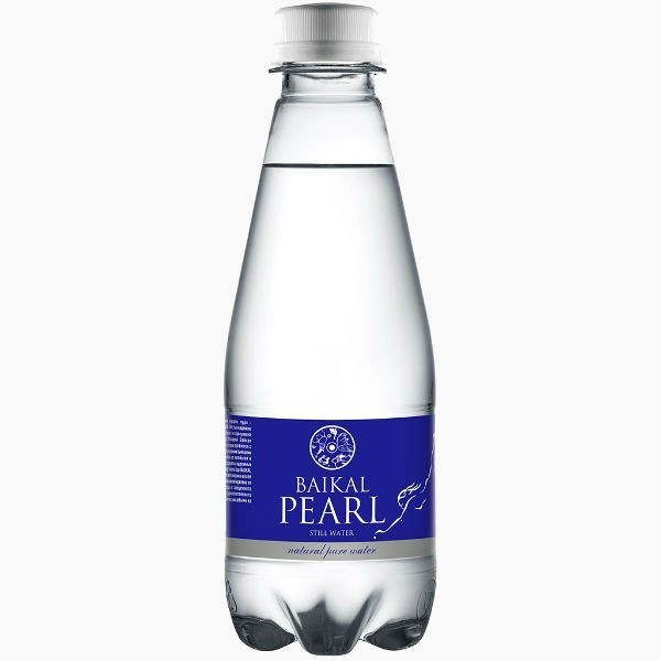 BAIKAL PEARL ,вода без газа, 0.28 л.
