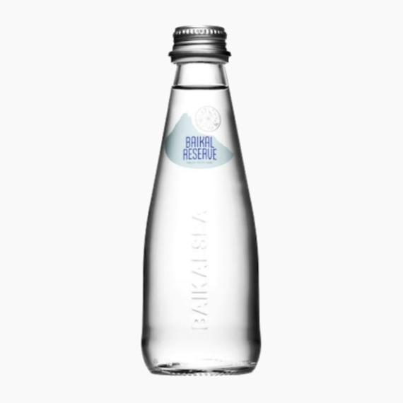 baikal reserve mineralnaja voda s gazom 0.25 l. 1