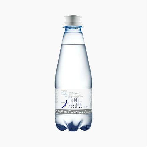 BAIKAL RESERVE, минеральная вода с газом, 0.28 л.