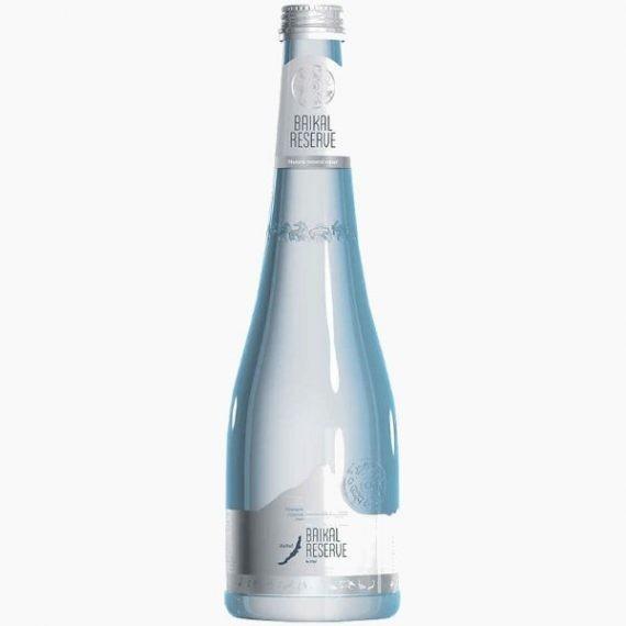 baikal reserve mineralnaja voda s gazom 0.53 l. 1