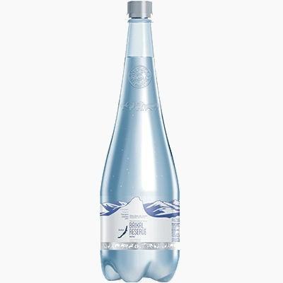 baikal reserve mineralnaja voda s gazom 1.25 l. 1