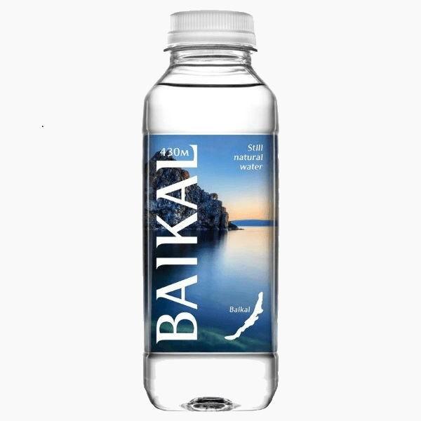 BAIKAL WATER, вода без газа, 0.45 л.