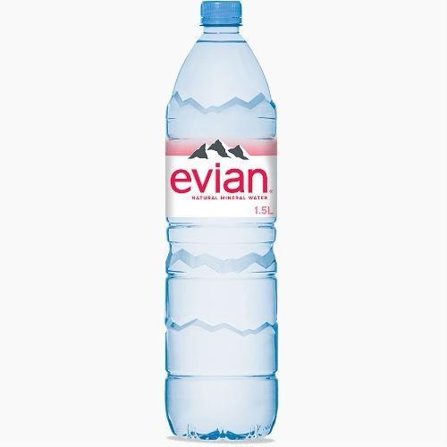 Evian (Эвиан), минеральная вода без газа, 1.5 л.
