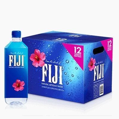 fiji fidzhi mineralnaja voda bez gaza 1.0 l korobka