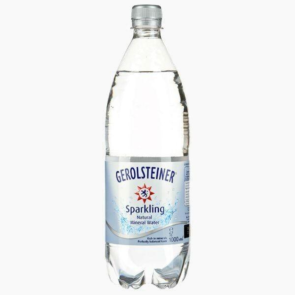 gerolsteiner shprudel voda gazirovannaja 1.0 l