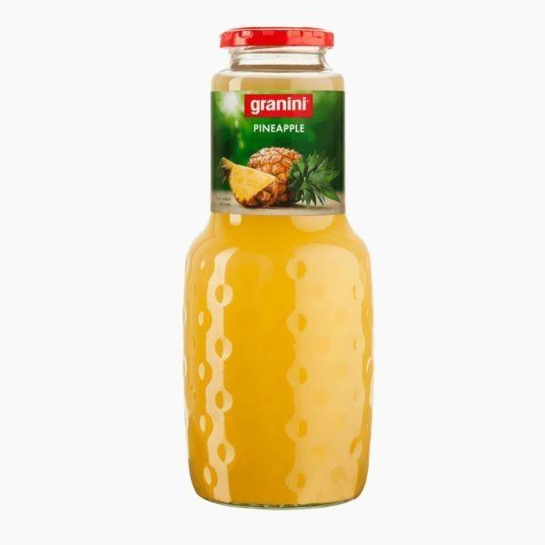 Granini, нектар ананасовый (50% натурального сока), 1.0 л.