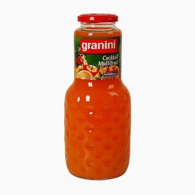 Granini, нектар мультифруктовый (55% натурального сока), 1.0 л.