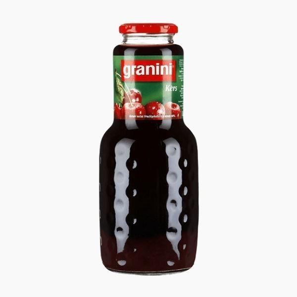 Granini, нектар вишневый (50% натурального сока), 1.0 л.