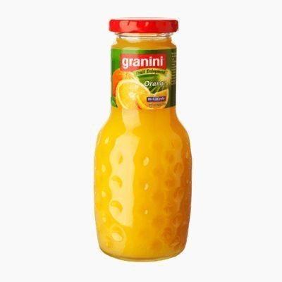Granini, сок апельсиновый, 0.25 л.