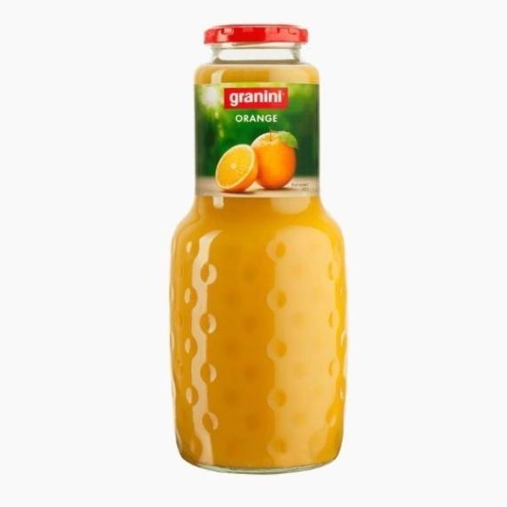 granini sok apelsinovyj 1.0 l. 1