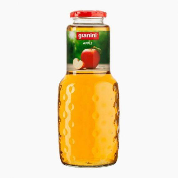 Granini, сок яблочный (осветленный), 0.25 л.