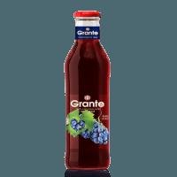 "Сок из красного винограда Пино ""GRANTE"", 0.75 л."