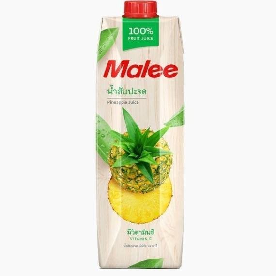 malee sok ananasa 100 1.0 l