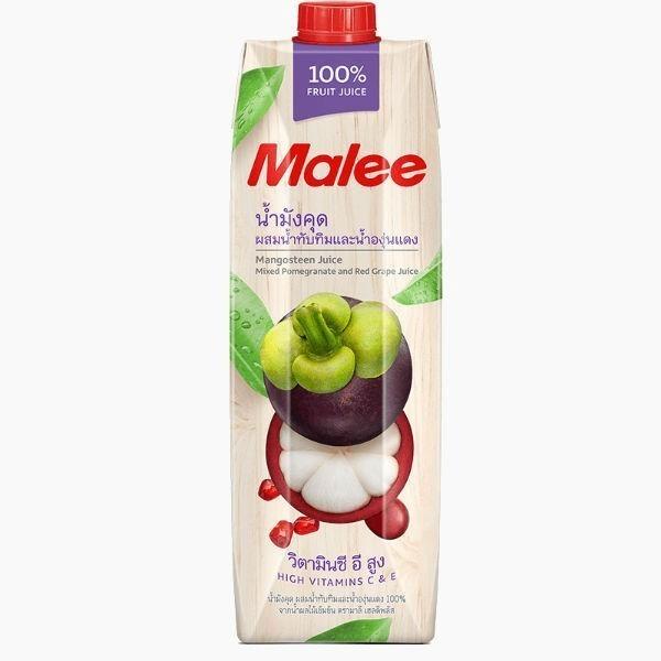 malee sok mangustin granat i krasnyj vinograd 1.0 l