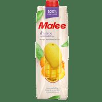 Malee, сок манго и фруктовый микс, 1.0 л.