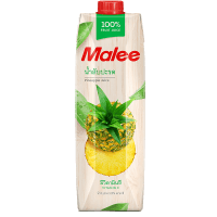 Malee, сок ананаса 100%, 1.0 л.