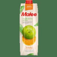 Malee, сок мандарина с мякотью, 1.0 л.