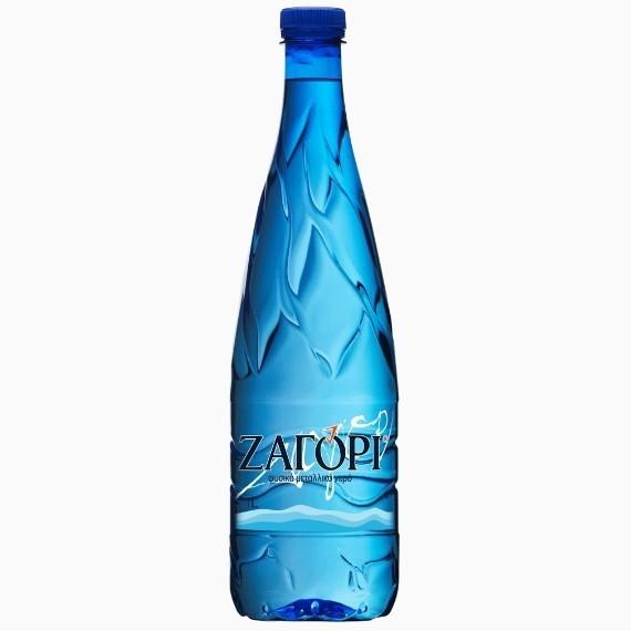 Минеральная вода Zagori, без газа, 1.0 л