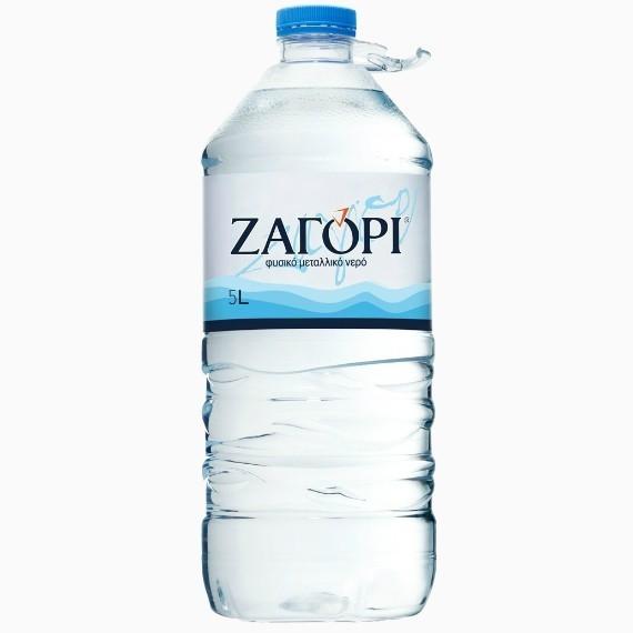 mineralnaja voda zagori bez gaza 5.0 l. 1