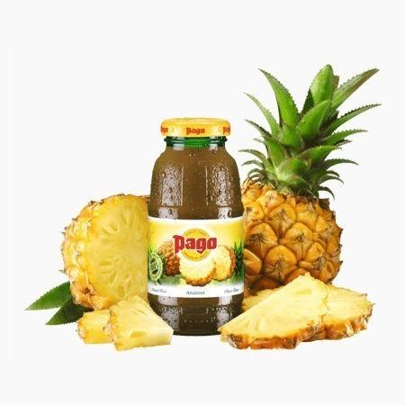 pago ananasovyj nektar 0.2 l.