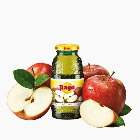 """""""PAGO"""", яблочный сок, 0.2 л."""