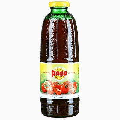 """PAGO"", томатный сок, 0.75 л."