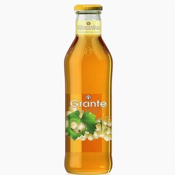 "Сок из белого винограда Шардоне ""GRANTE"", 0.75 л."