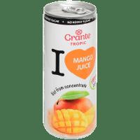 "Сок манго, прямой отжим, ""GRANTE"", 0.25 л."