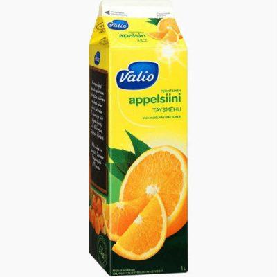 """Сок """"Valio"""", апельсин, 1.0 л."""