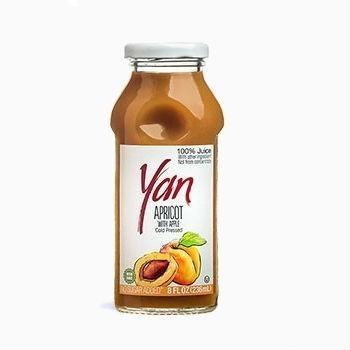 Сок Yan, абрикос, 0.25 л.