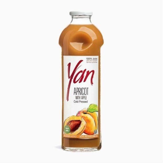 Сок Yan, абрикос, 0.93 л.