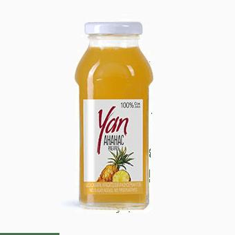 Сок Yan, ананас, 0.25 л