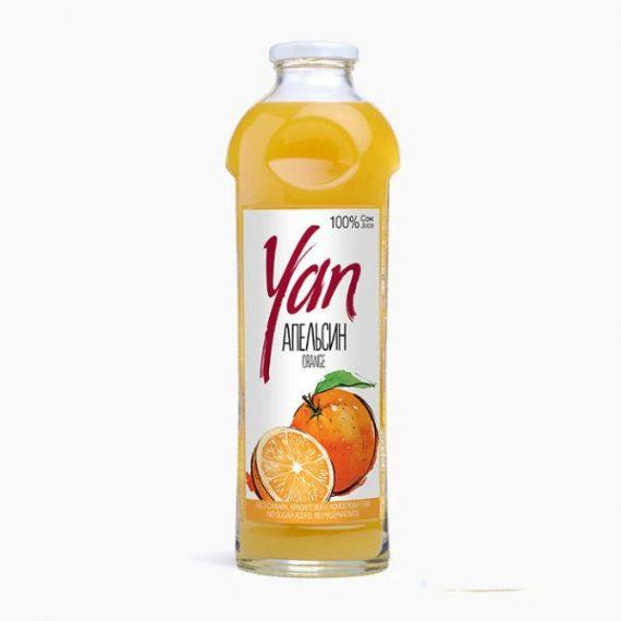 sok yan apelsin 0.93 l.