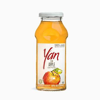 Сок Yan, яблоко, 0.25 л.