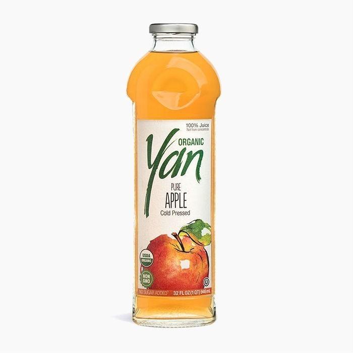 """Сок """"Yan"""", яблоко, 0,93 л."""
