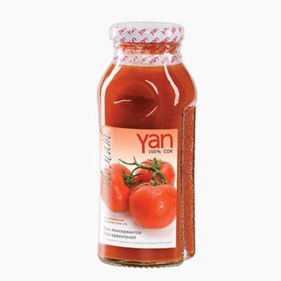 "Сок ""Yan"", томат, 0.25 л."