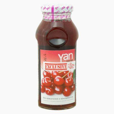 """Сок """"Yan"""", вишня, 0.25 л."""