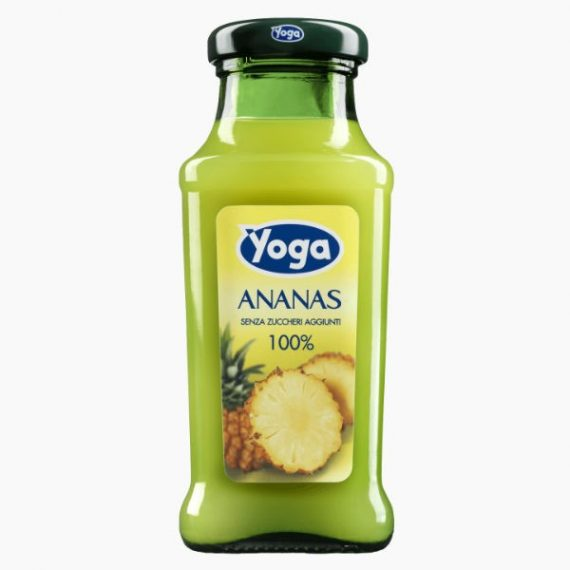 sok yoga ananasovyj 0.2 l.