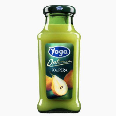 Сок Yoga, грушевый, 0.2 л.