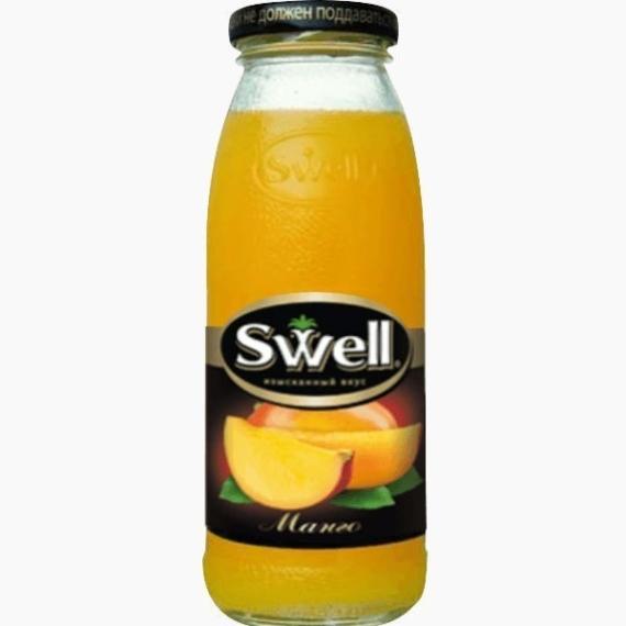 Swell, нектар манго, 0.25 л.