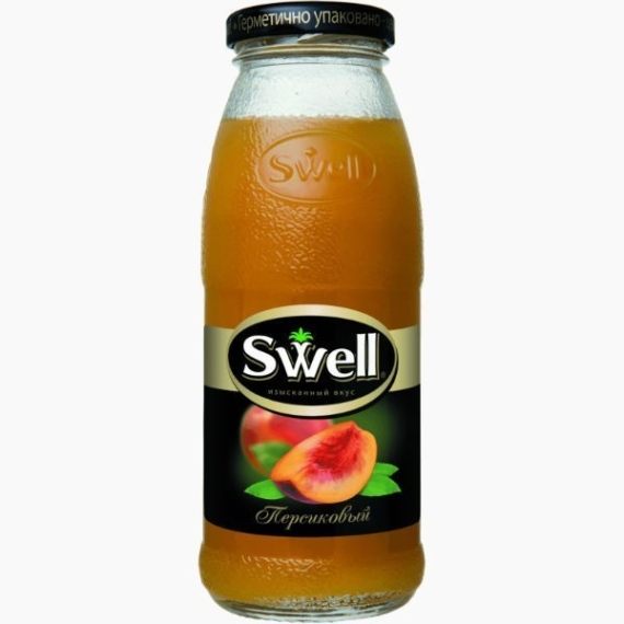 Swell, нектар персиковый, 0.25 л.