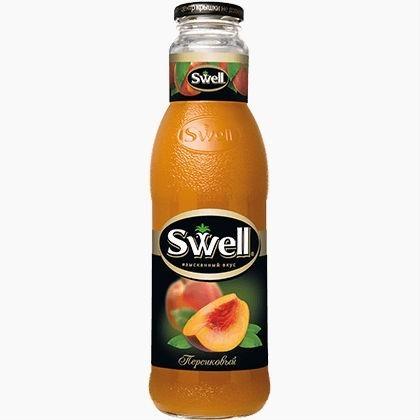 Swell, нектар персиковый, 0.75 л.