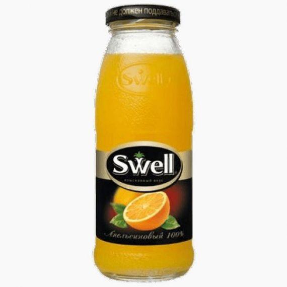 swell sok apelsinovyj 0.25 l
